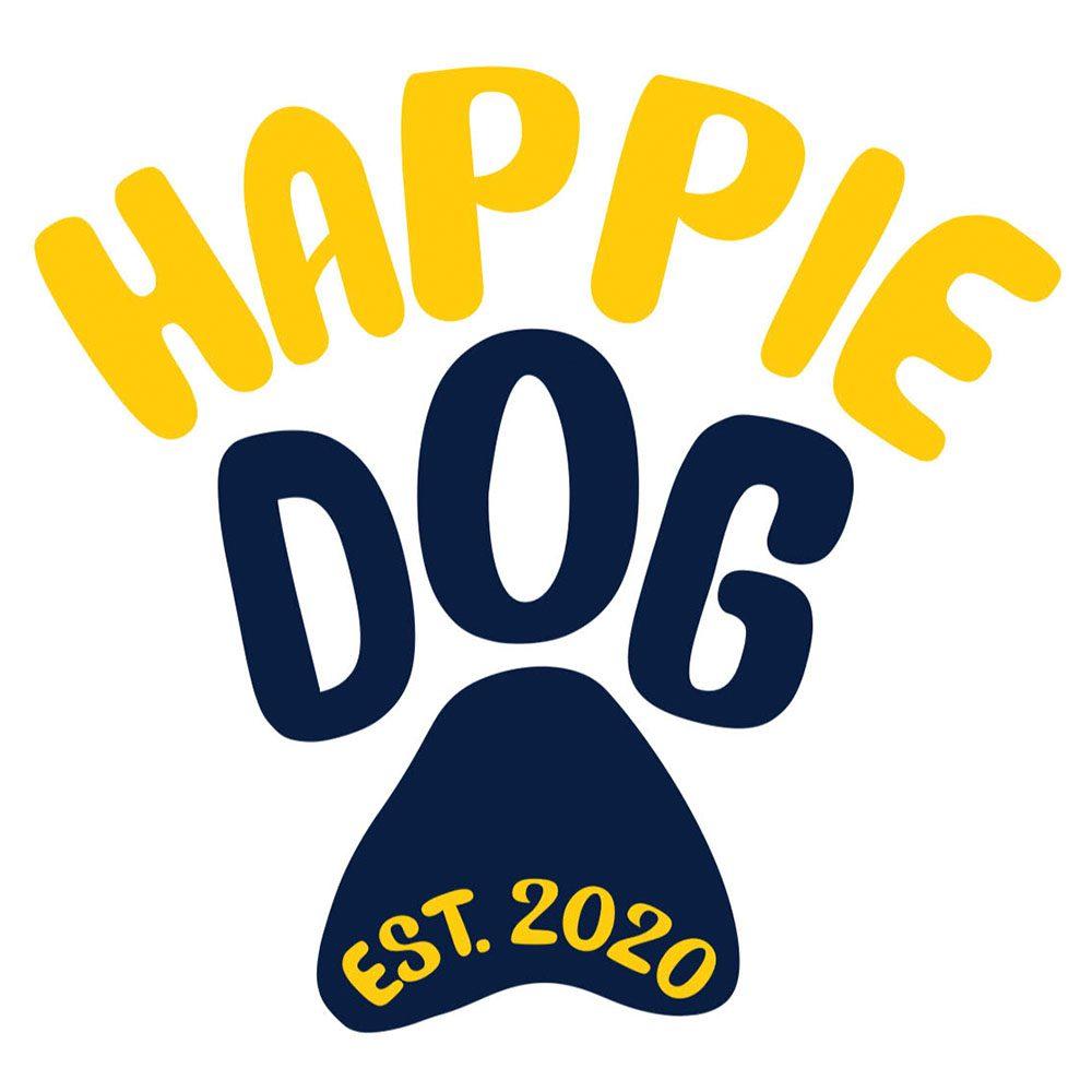 happie dog logo square