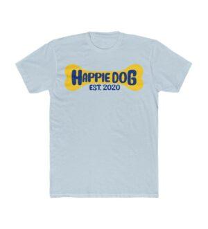 Original Happie Dog Yellow Bone Tee