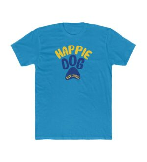 Original Happie Dog Paw Print Tee