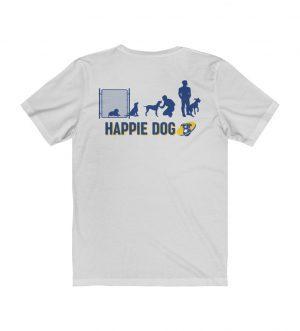 HSC Happie Dog rescue tee