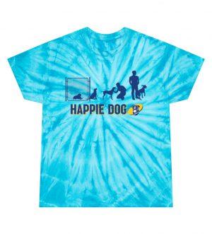 Happie Dog Rescue Tie Dye Tee